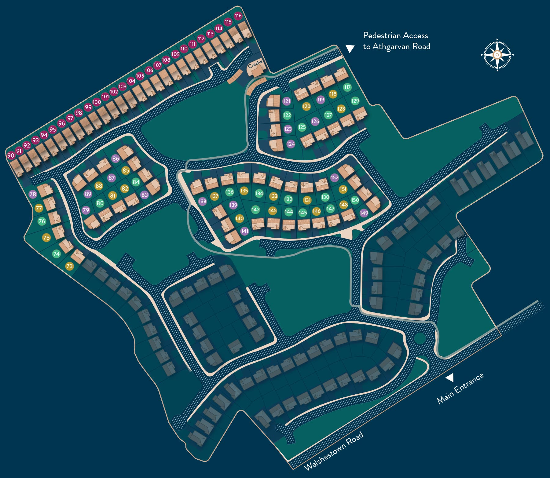 Kilbelin Site Plan